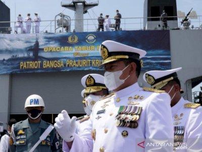 KSAL Sebut KRI Nanggala-402 Sudah Biasa Latihan Menembak Torpedo