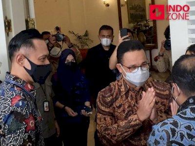 Temui Anies di Balai Kota DKI, AHY: Bahas Tentang Indonesia