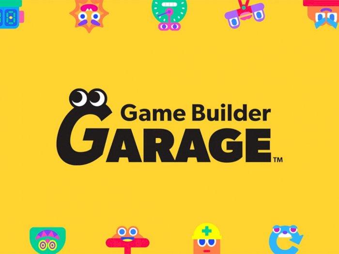 Nintendo Umumkan Game Builder Garage, Ajarkan Cara Buat Game dengan Lebih Seru!