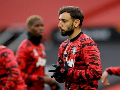 Bruno Fernandes Sebut Trofi Liga Europa Belum Cukup untuk Klub Sekelas MU
