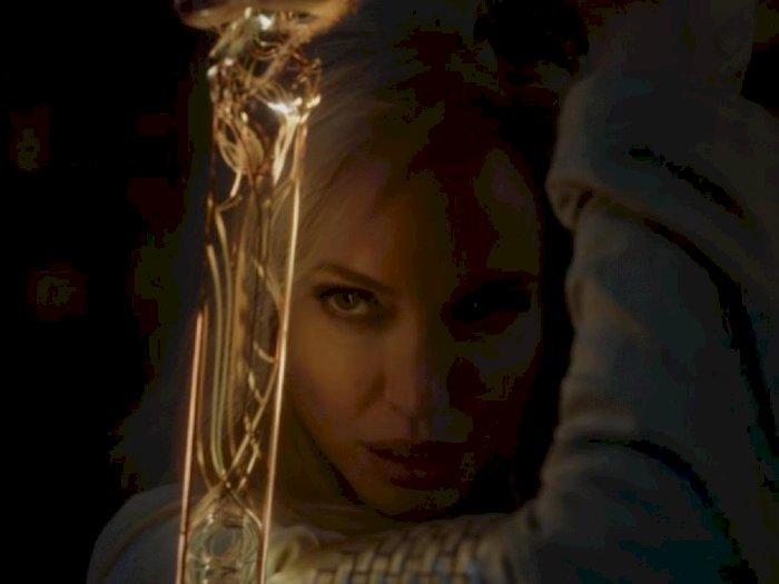 Ternyata Ini Alasan Angelina Jolie Mau Bermain Jadi Eternals