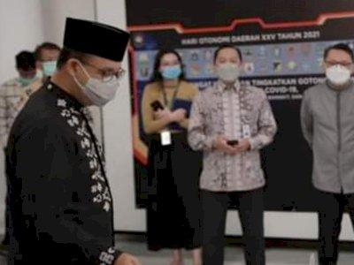 Gubernur Anies Baswedan Tiba-tiba Dicegat Jajarannya saat Rapat, Ternyata Ini yang Terjadi