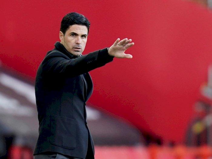 Gagal Bawa Arsenal ke Final Liga Europa, Arteta Yakin Tak akan Dipecat