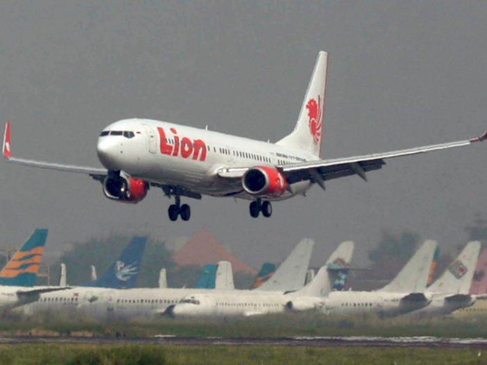 Bawa Penumpang dari Wuhan ke Jakarta, Lion Air Klaim Dapat Izin dari Kemenhub
