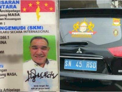 Jenderal Sunda Nusantara Ternyata Hanya Kepala Keamanan RT, Urusi Pencurian Kabel