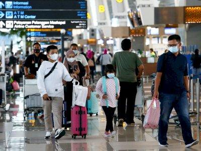 Lagi, 160 WNA Asal China Masuk RI Tiba di Bandara Soekarno-Hatta Hari Ini