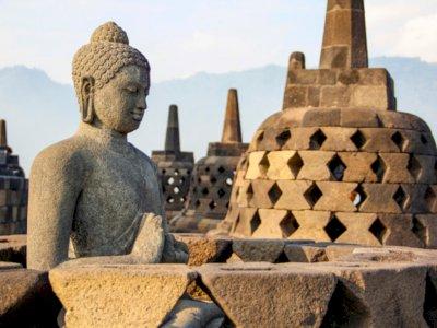 Mulai 8-17 Mei, Candi Borobudur Tutup Sementara Waktu