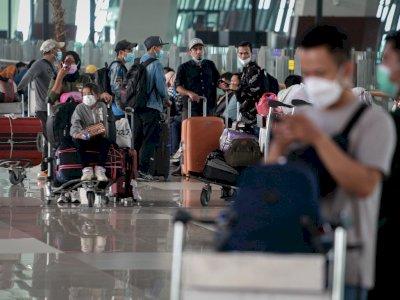 Ini Alasan Kemenkumham Izinkan WNA Masuk Indonesia: Penyatuan Keluarga