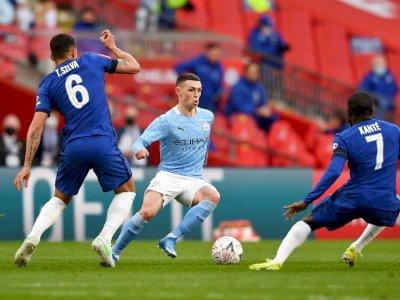 Jadwal Liga Inggris: Manchester City Bisa Pastikan Gelar Juara