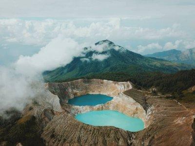 Mulai 10 Mei, Kawasan Wisata Danau Kelimutu Tutup Sementara