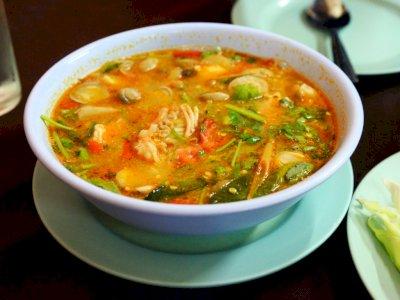Yuk Buat Tom Yum, Makanan Khas Thailand