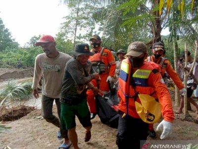 Mengenaskan, Pria Tewas Terseret Sungai Mambo Sultra saat Menyeberang, Hilang Sejak 3 Hari