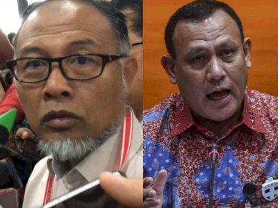Puncak Pelemahan KPK, Bambang Widjojanto Sindir Firli Bahuri: Harus Diminta Mundur
