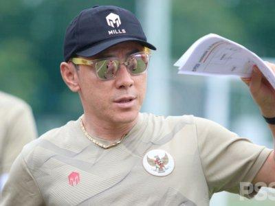 Target Shin Tae-yong: Indonesia Menangi Tiga Laga Terakhir  Kualifikasi Piala Dunia