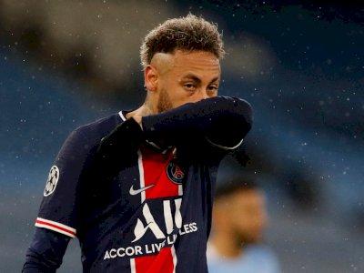 Sudah Tanda Tangani Kontrak Baru, Neymar Bertahan di PSG Sampai 2025