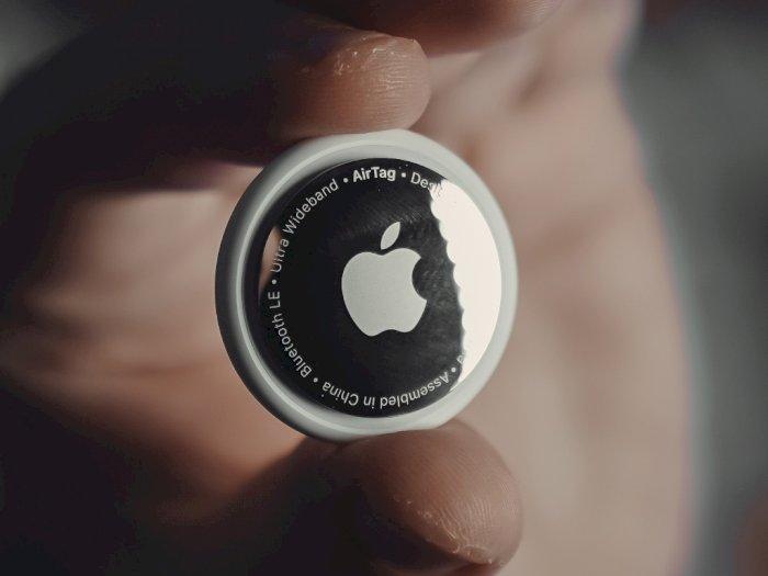 Baru Rilis, Kini Perangkat AirTag Besutan Apple Sudah Bisa Diretas!