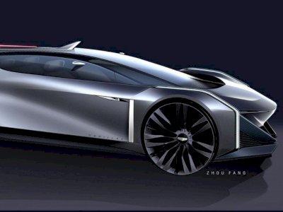 General Motors Unggah Rendering Desain Futuristik dari Produk Cadillac!