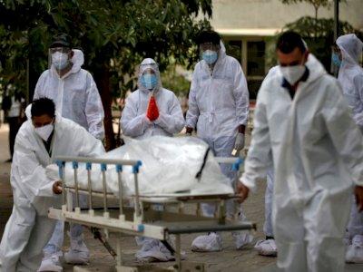 India Panggil Mantan Petugas Medis Tentara untuk Ikut Tangani Virus COVID-19