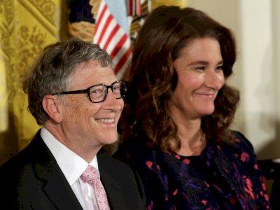 Istri Bill Gates Ternyata Sudah Ingin Cerai Sejak Tahun 2019, Kenapa?