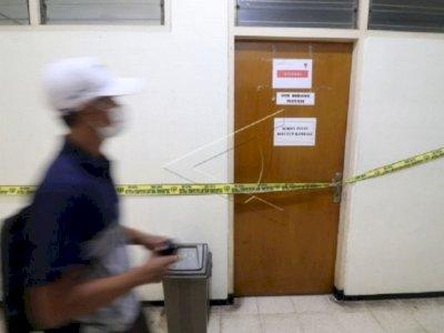 Kantor BKD Nganjuk Digeledah KPK dan Bareskrim Polri