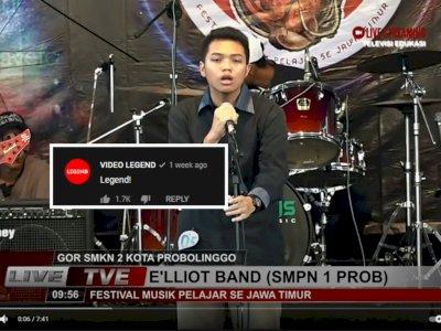 Viral! Band SMP Ini Bawain Lagu Dewa 19 dengan Penuh 'Skill', Ahmad Dhani: Legend