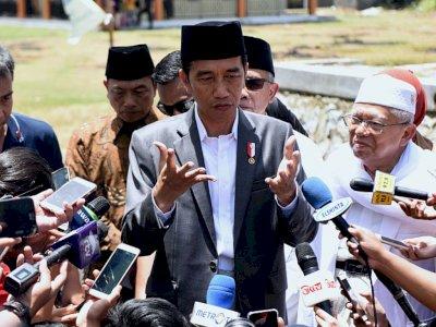 Presiden Jokowi Kutuk Keras Tindakan Biadab Israel, Serang Rakyat Sipil di Masjid Al Aqsa