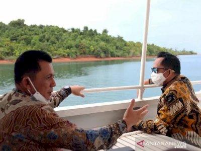 Kunjungi Kepri, Mendagri Tito Ajak Pelancong Lokal Berwisata ke Lagoi di Bintan