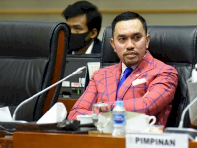Viral Video Rombongan Pemudik Terobos Penyekatan, Komisi III DPR Angkat Suara