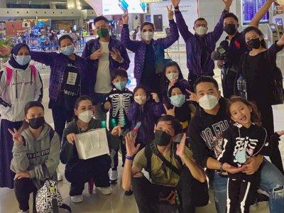 Terbang ke Dubai Bawa Keluarga, Ashanty Malah Kena Nyinyir Netizen: Nekat Ya, Maksa Banget
