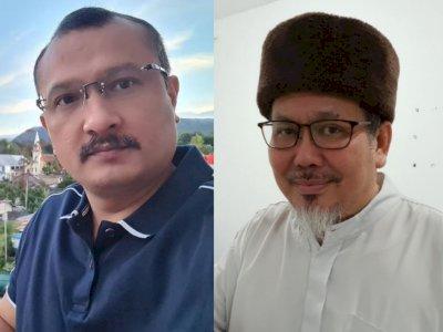 Kerap Saling Sindir, Ferdinand Hutahaean Terkejut Dengar Tengku Zulkarnain Meninggal