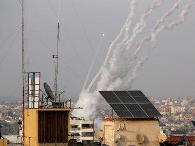 20 Orang Termasuk Anak-anak di Palestina Tewas Akibat Serangan Rudal Israel