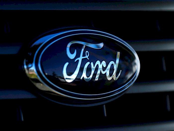 Ford Pasang Layar Seluas 5.946 Meter Persegi di Kantor Pusatnya, Buat Apa?