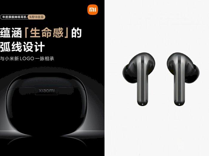 Xiaomi Bakal Luncurkan Earbuds Wireless dengan Fitur ANC di Bulan Mei Ini