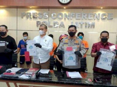 Polda Jatim Tangkap Komplotan Pembuat Surat Swab Palsu, Sudah Beroperasi Selama 4 Bulan