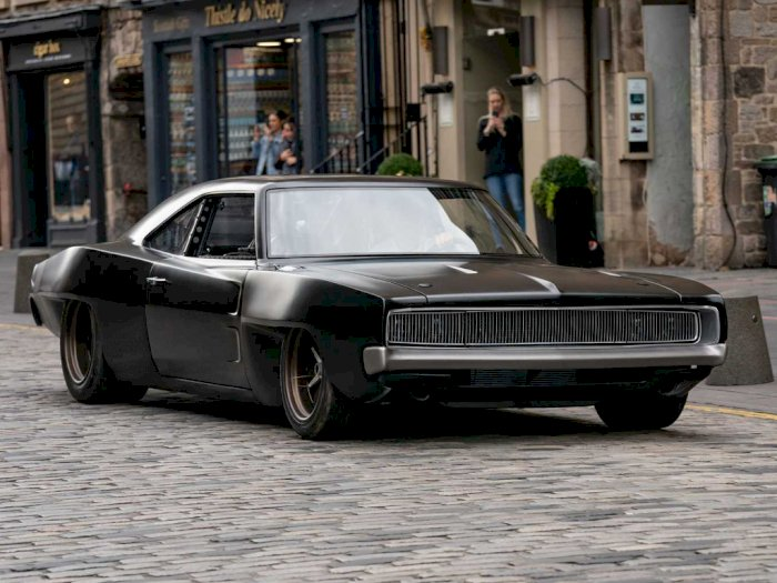 Dominic Toretto Bakal Pakai Mobil Dodge Charger Mid- Engine di Fast 9!