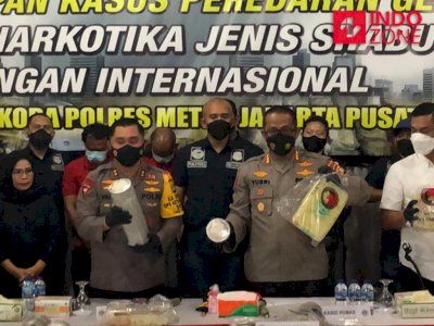 Jaringan 310 Kg Sabu Ditangkap, Kapolda Metro Jaya: Habisi Bandar Narkoba!