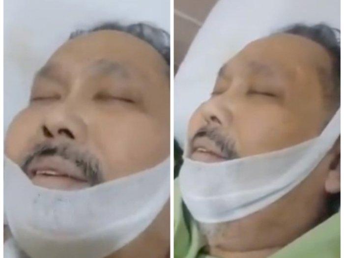 Beredar, Video Wajah Senyum Ustad Tengku Zulkarnain setelah Meninggal Dunia di Rumah Sakit