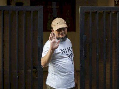 75 Pegawai Dinonaktifkan, Novel Baswedan: Ketua KPK Sewenang-wenang