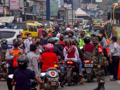 Polda Metro Sebut Sekitar 1,2 Juta Warga Tinggalkan Jakarta Selama Larangan Mudik Lebaran
