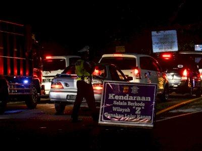 Jasa Marga Catat 462.560 Kendaraan Begerak Tinggalkan Jabodetabek Pada 6-12 Mei