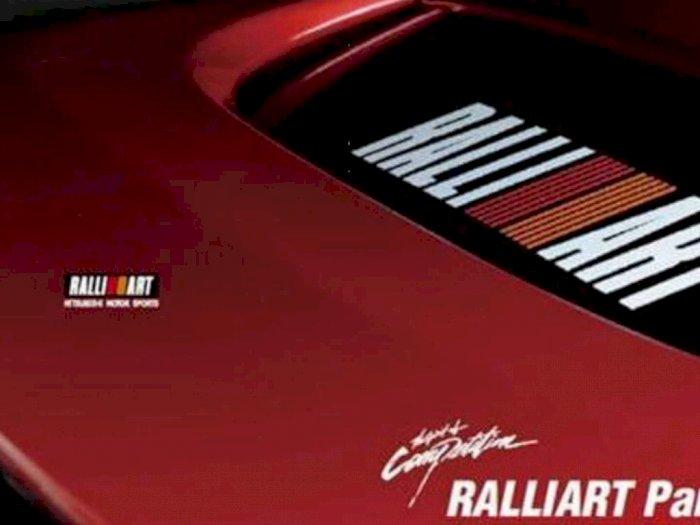 Mitsubishi Bangkitkan Kembali Brand Ralliart di Jepang!