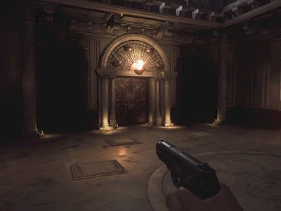 Begini Jadinya Jika Pemain Call of Duty: Warzone Main Resident Evil: Village!