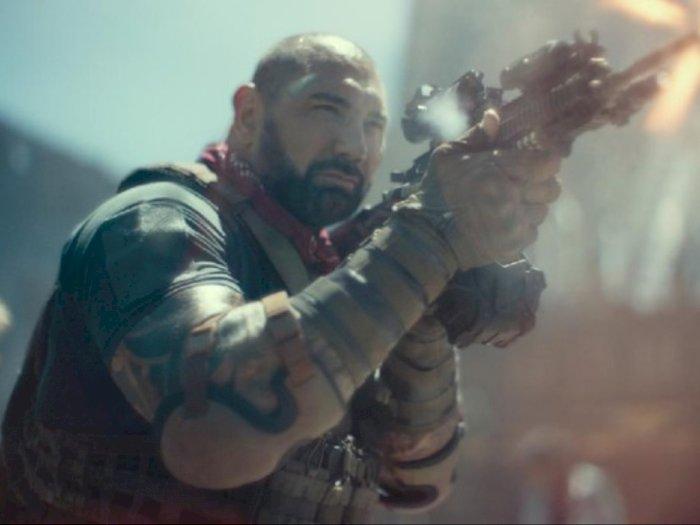 Ini Alasan Zack Snyder Gaet Dave Bautista di Film Army of The Dead