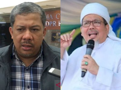 Mengharukan! Fahri Hamzah Ungkap Percakapan Terakhir Bersama Ustaz Tengku Zulkarnain