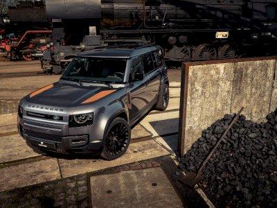 Melihat Tampilan Land Rover Defender 2021 yang Tampil Berkarat!