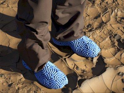 """Law Degree Hadirkan NFT Sepatu Baru, Dijuluki """"Brain Boots"""""""
