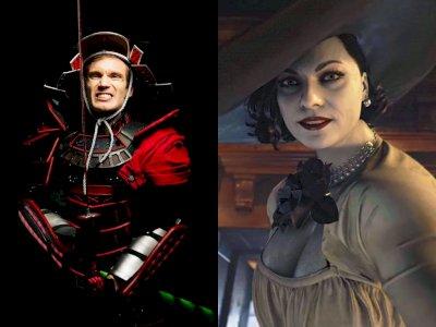 PewDiePie Sebut Lady Dimitrescu Bukanlah Hal Terbaik dari Resident Evil Village