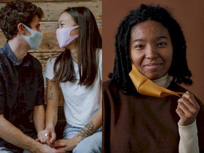 Amerika Serikat Bebaskan Orang yang Sudah Vaksinasi Berhenti Pakai Masker di Banyak Tempat