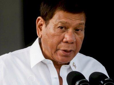 Presiden Duterte Tegaskan Tak Akan Tarik Kapal-kapal Filipina dari Laut China Selatan