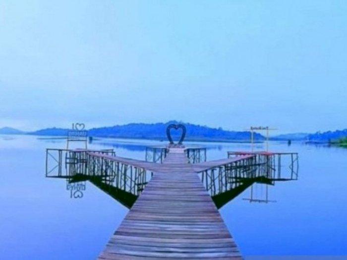 Wisata Danau Laet Kalbar Buka di Libur Idul Fitri, Ini Syaratnya!